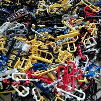 LEGO PARTS - x30 Qty Fence Railings & Banisters Mixed Color Packs Excellent