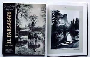 Il paesaggio Parte prima Fabbri 1983 Fotografia Walker Evans Paul Nadar Frith