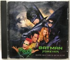 Batman Forever: Music from the Motion Picture (CD) - Tested, Plays Perfectly!