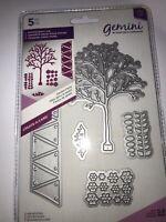 Gemini Create a Card Paper Craft Metal Cutting Die - Garden Party