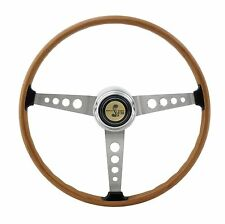 1967 Shelby Steering Wheel 1968-1973 Mustang W/ TRI-BAR HORN BUTTON & SLEEVE