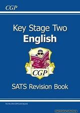KS2 English SATs Revision Book for the New Curriculum CGP Books CGP Books Paperb