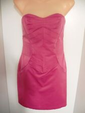 Wish Accelerator Magenta Pink Mini Club Party Dress Size M 12