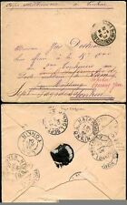 French Indochina Covers Stamps