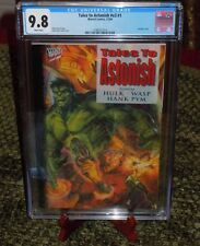 TALES TO ASTONISH  #V3  #1 CGC 9.8 Hulk Ant-man Wasp 1994 Marvel Comics