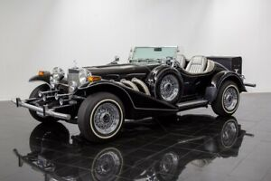 1978 Excalibur Series III Roadster