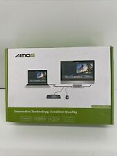AIMOS AM-KVM401 HDMI 4 port KVM Switch