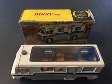 Dinky Toys No 280 Midland Mobile Bank With Box