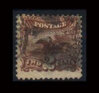 United States Sc 113  Used  FVF