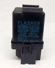 Toyota Camry Celica Rav4 Indicator Flasher Relay 81980-12110  Genuine OEM