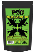 NEW Pangea Insect Grub PIG Roach and Cricket Food Wet Dry Gel 8oz