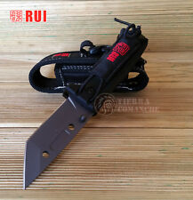 Navaja Tactica RUI WANTUCK  Knife Messer Coltello Couteau