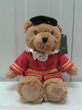 Harrods Beefeater de collection Teddy Bear-Large ** Idéal Anniversaire/Cadeau De Noël **