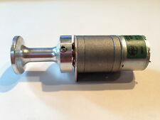 Gear Motor with Wheel Pulley CNC 4mm 6v 12v 20 RPM DC CW/CCW Sheave Hub New Lot