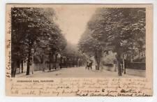STONEBRIDGE PARK, HARLESDEN: London postcard (C35153)