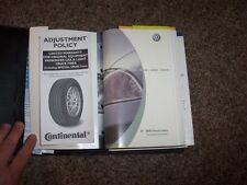 2003 Volkswagen VW Passat Sedan Owner User Guide Manual GL GLS GLX 1.8 2.8 4.0