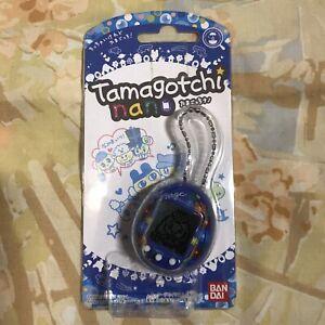 Bandai Japan Tamagotchi Nano Blue Passion Flower Defective