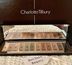 Charlotte Tilbury Instant Eye Palette Smokey Eyes are Forever NIB 100% AUTHENIC