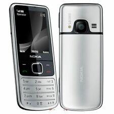 Nokia 6700 Classic - Chrome Silver Sim Free (Unlocked) Mobile Phone