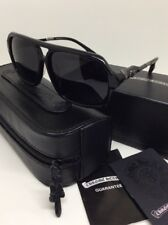 Chrome hearts box lunch sunglasses msrp $1150