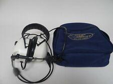 Peltor Aviation 8006 Headset & Carrying Case