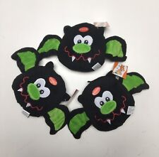 Pet Lovers Set of 3 GRRiggles Squeeze Me Dog Toys Brand New Halloween Special.