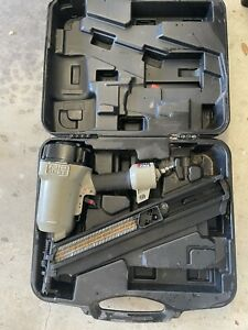 Porter Cable FC350A Framing Nail Gun and Case Please Read Untested Barn find