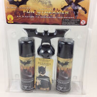 Batman Begins FUN 600ft STREAMER SHOOT ACTION KIT roleplay costume cosplay party