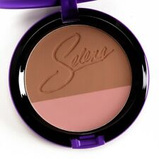 MAC Selena Powder Blush Techno Cumbia Full Size Compact Color Duo NIB Gr8 Item!
