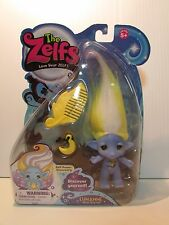 "Lunanne Medium Zelfs - 2 1/2"" Moose Toys - In Resealed Pkg - Very Rare"