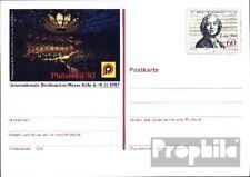 BRD (BR.Duitsland) PSo15 Speciale Postkaarten gefälligkeitsgestempelt gebruikt 1