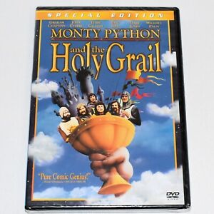 Monty Python and the Holy Grail Special Edition 2 Disc DVD Set New