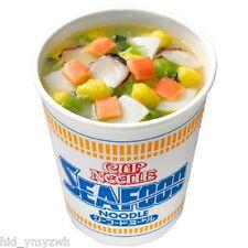 Japan 0018-2 2pcs seafood noodles Japan Nissin Cup Noodle  Oisii!