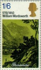 GREAT BRITAIN -1970- Dickens & Wordsworth Series - MNH Stamp - Scott #621