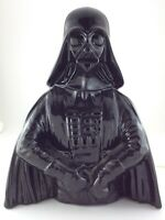Darth Vader Star Wars Ceramic Night Light Lamp Bust Figure Vintage S795