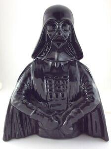 Darth Vader Star Wars Ceramic Night Light Lamp Bust Figure Vintage S795