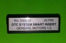 OTC 3306-07 OTC System Smart Insert 25 Pin Insert OBD General Motors 1.0