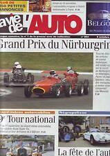 La vie de l´auto 954 - 5 octobre 2000 - nurburgring - 19 e tour  national