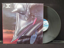 Axe - Living On The Edge on MCA Records MCA-3224