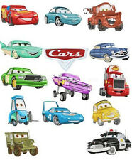 DISNEY CARS 17 disegni per macchine da per ricamo saetta mc quenn .pec .pes