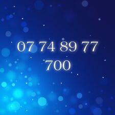 SPECIAL MOBILE PHONE NUMBER SIM CARD