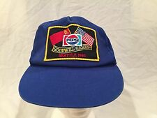Vintage Original Goodwill Games 1990 Hat Cap Pepsi USA USSR Russia Seattle