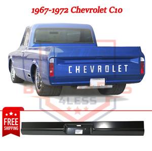 For 1971-1972 Chevrolet C10 Pickup Bumper Face Bar Front 35925PC