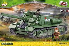 COBI SU-85 / 2467 / 475 elem. blocks WWII Soviet Tank Destroyer