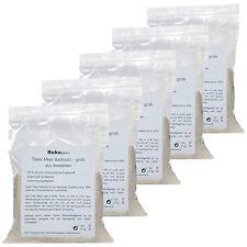 5x Rekosan Totes Meer Salz je 1 kg Badesalz aus Jordanien grob