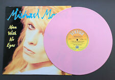 "MICHAEL MONROE - Man With No Eyes 12"" PINK Vinyl Record EX+ Condition Hanoi Rare"