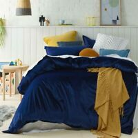 Jiggle & Giggle Boys Navy Doona|Duvet|Quilt Cover Set Single|Double