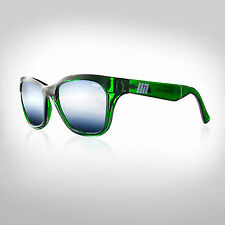 Method Seven Coup Perfect Color HPS Plus+ Grow Glasses UV Sunglasses Green Frame