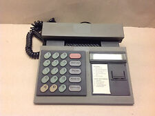 Bang and Olufsen B&O Beocom 2000 Telephone Grey Color Iconic Danish Design 1980'