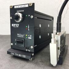 USED NORDSON  EDF Temperature Controller Picodot  MV-100